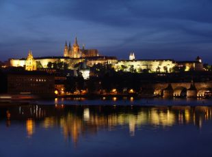 Night Prague River Cruise